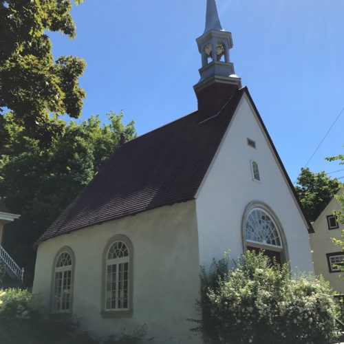 Patrimoine - Chapelle
